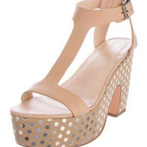 Loeffler Randall Chloe Platoform Sandals